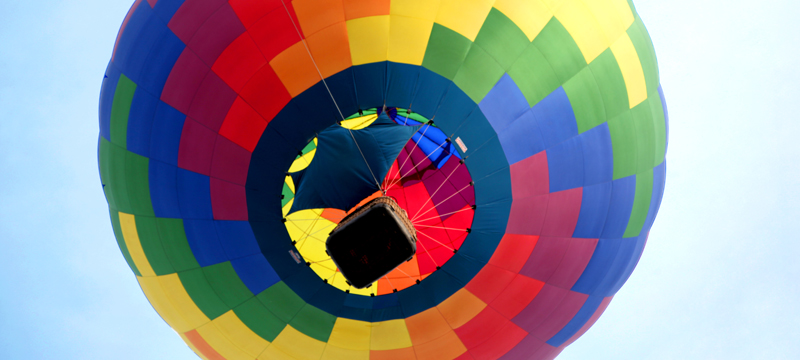 balloons over bellaire hot air balloon