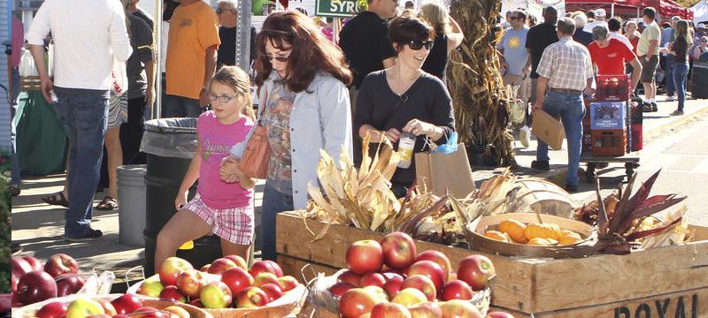 charlevoix apple festival
