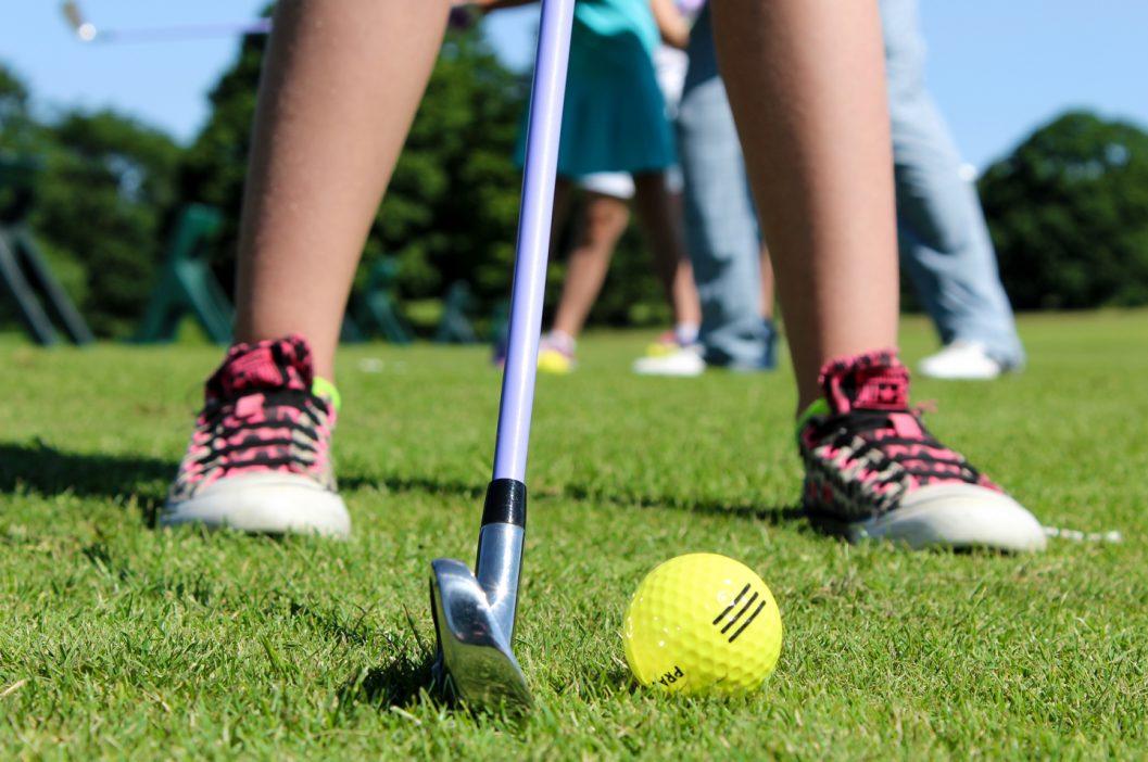 children golf lessons