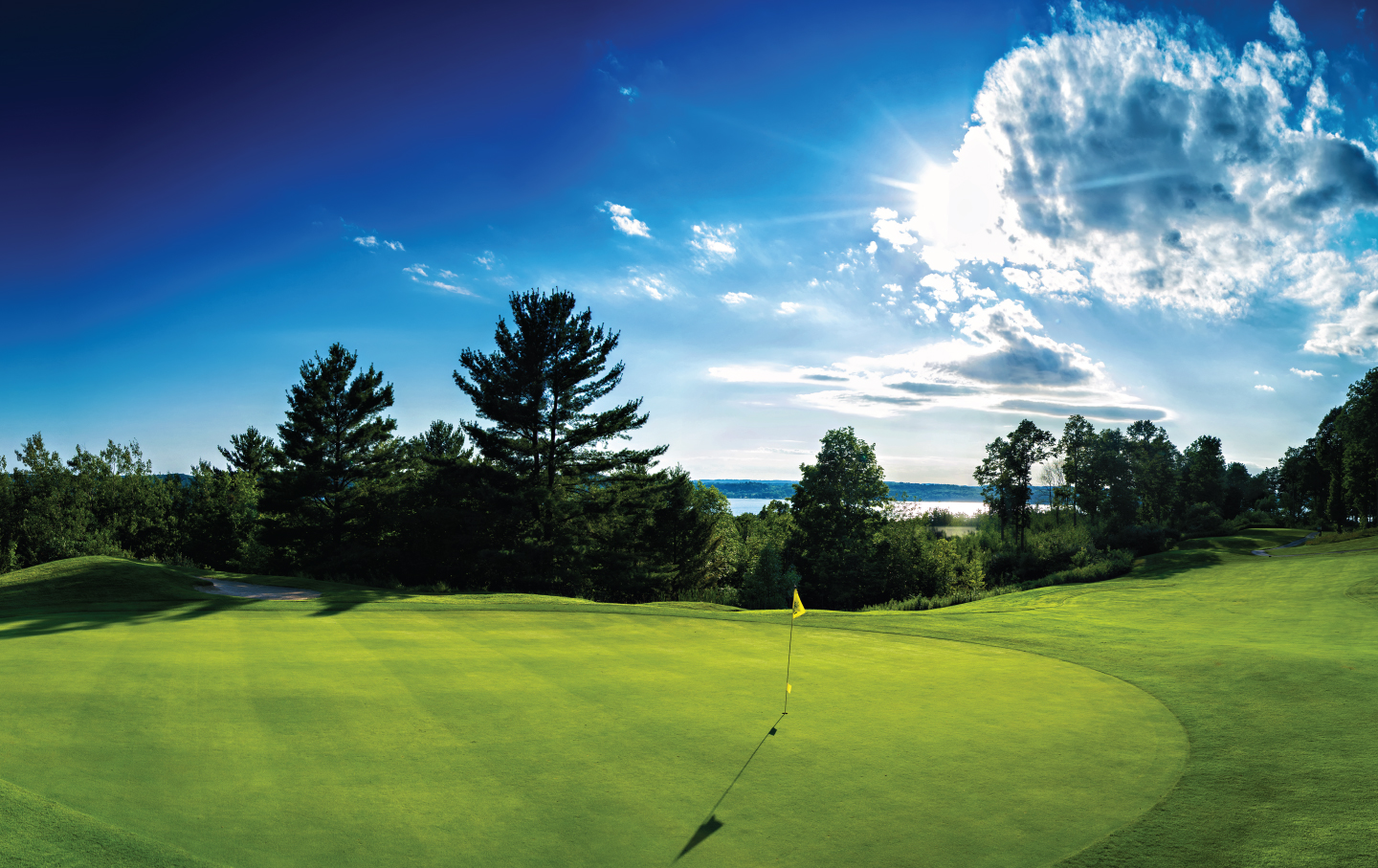 Michigan Lodging Top Northern Michigan Golf And Ski