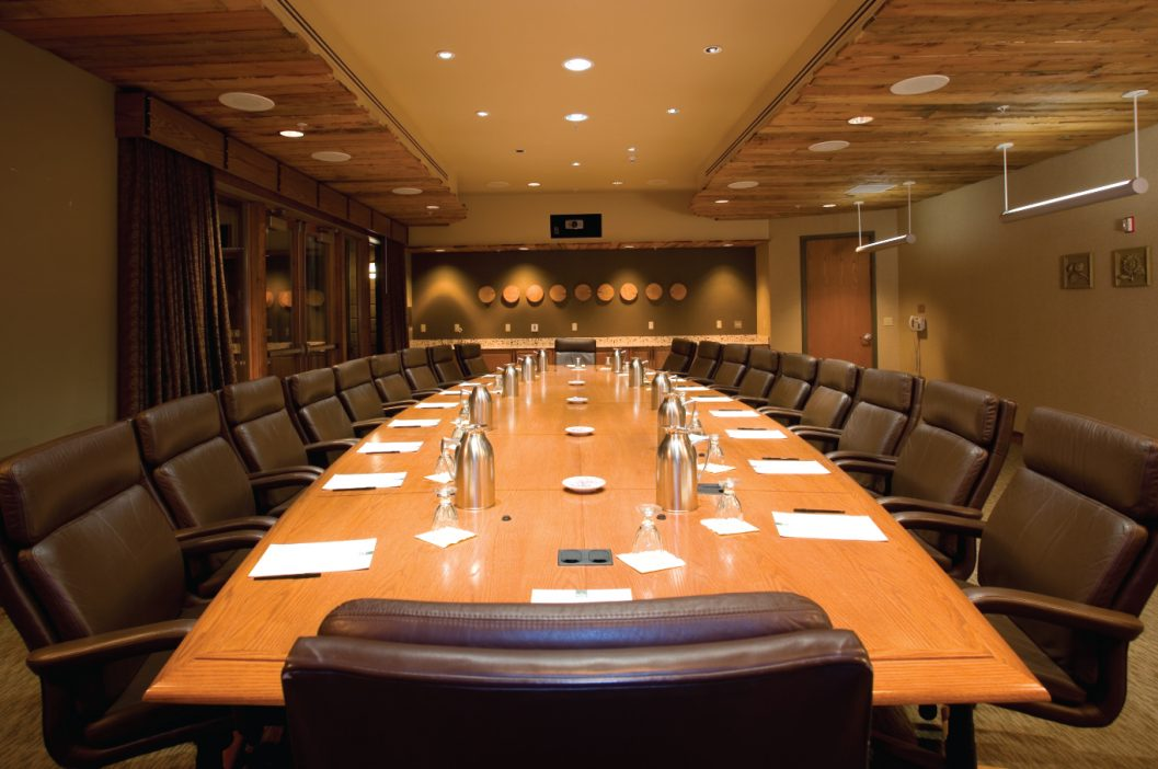 The Platte conference room