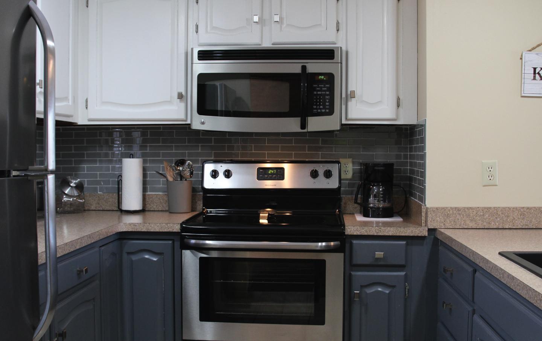Timber Ridge Condominium kitchen