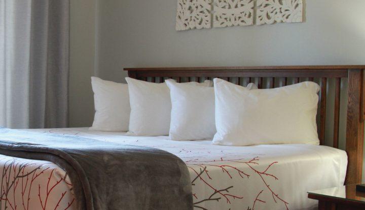 Trappers Lodge condominium bedroom