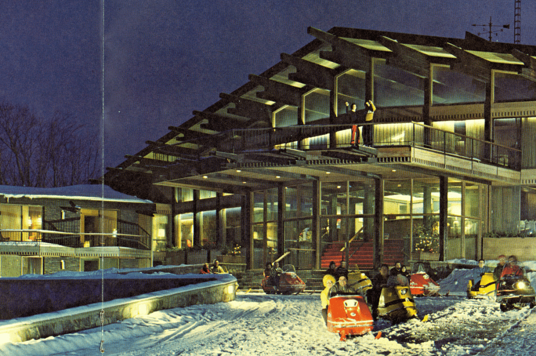 Summit Village 1963