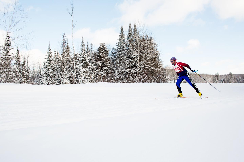 White Pine Stampede Nordic Skiing