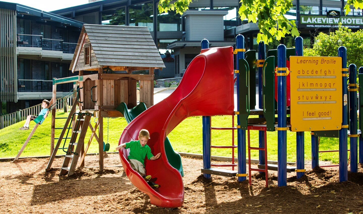 Playground at Summit Village