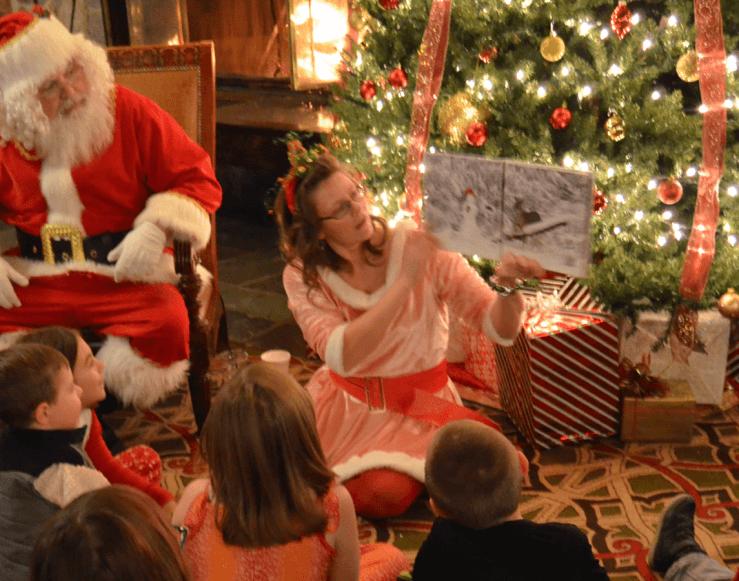 Santa's Storytime