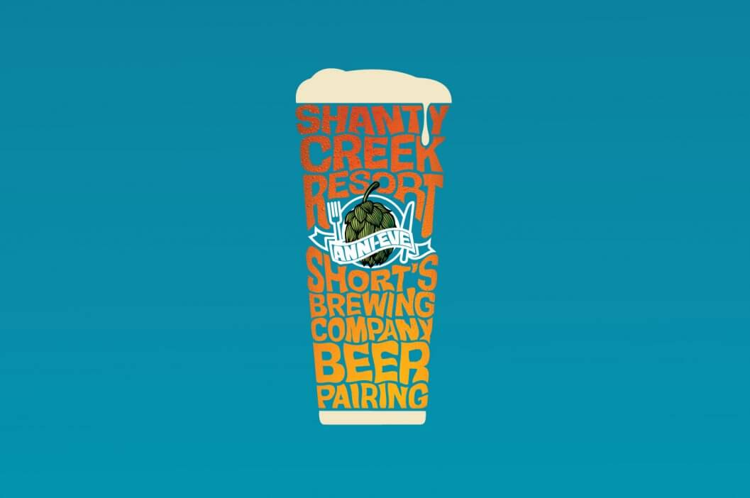 Shanty Creek Resort - Short's Brewing Company AnniEve Beer Pairing