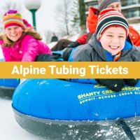 Alpine Tubing Tickets