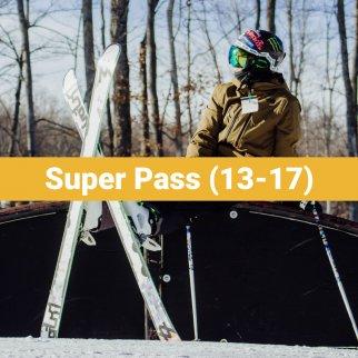 Super Pass (13-17)