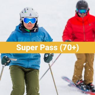 Super Pass (70+)
