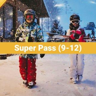 Super Pass (9-12)