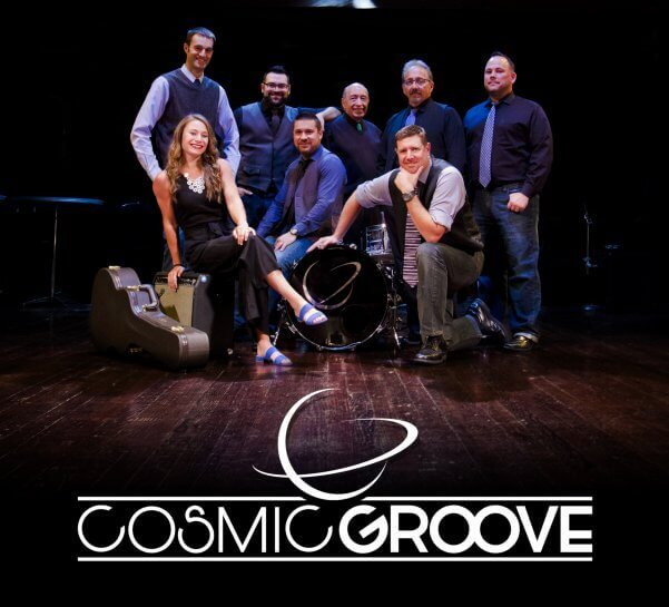 Cosmic Groove Band Photo