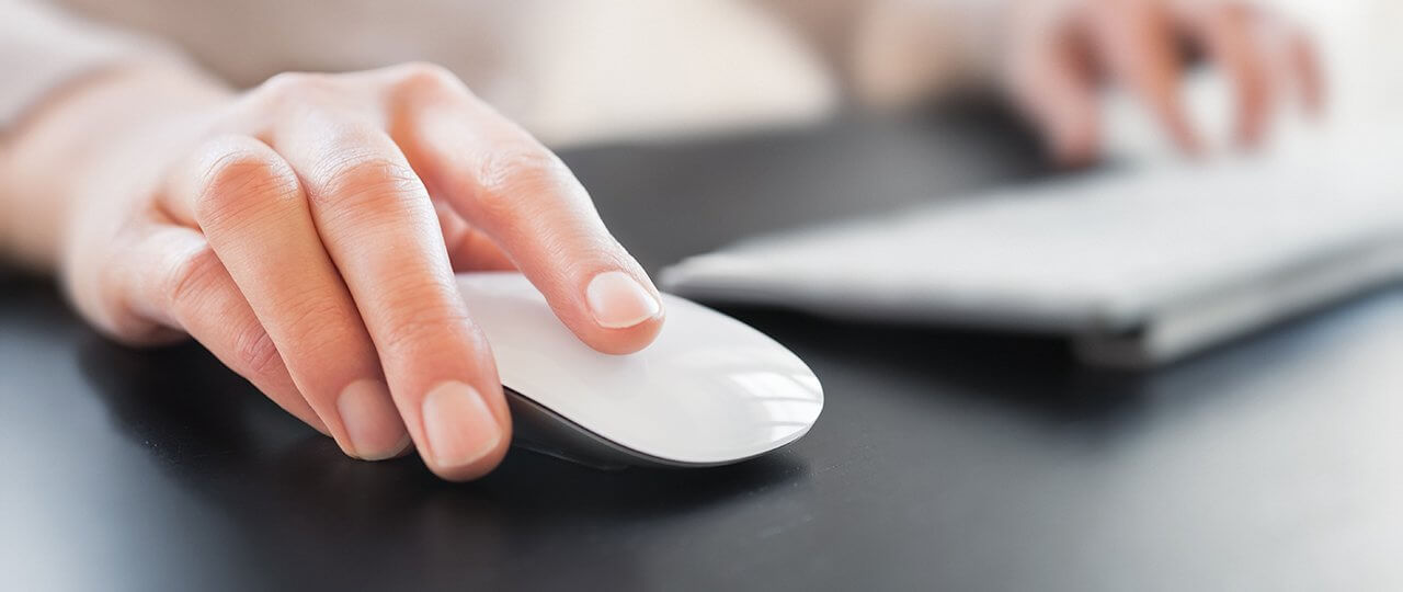 hand-mouse-keyboard