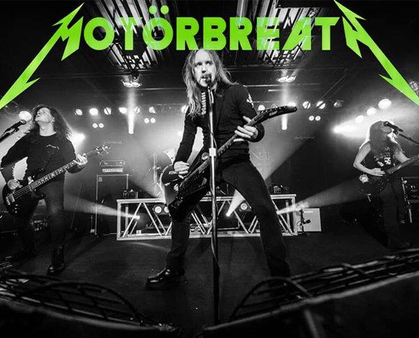 Motorbreath Band