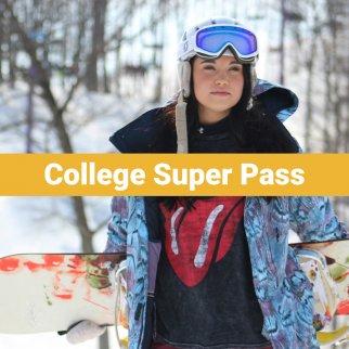 College Student Season Pass