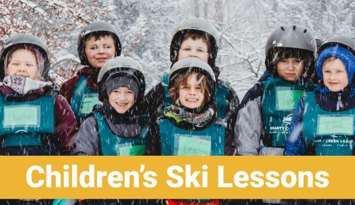 Children's Ski Lessons