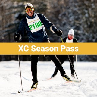 Cross Country Season Pass