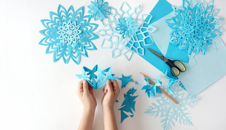 Snowflake-Arts-and-Crafts