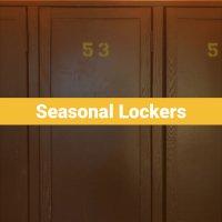 seasonal lockers