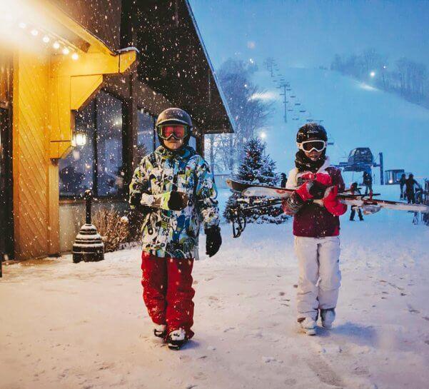 Wednesday Night Ski Nights