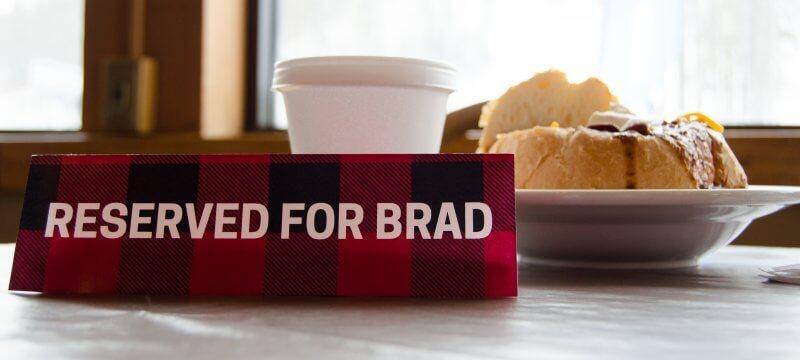 Brad Day - Reserved for Brad