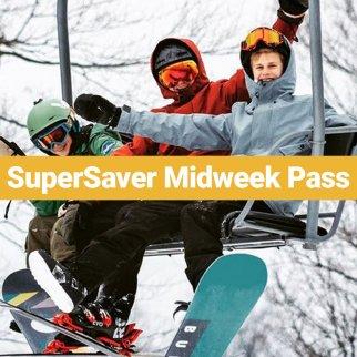 SuperSaver Midweek Season Pass
