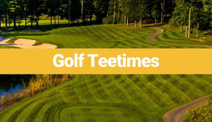 Golf Teetimes