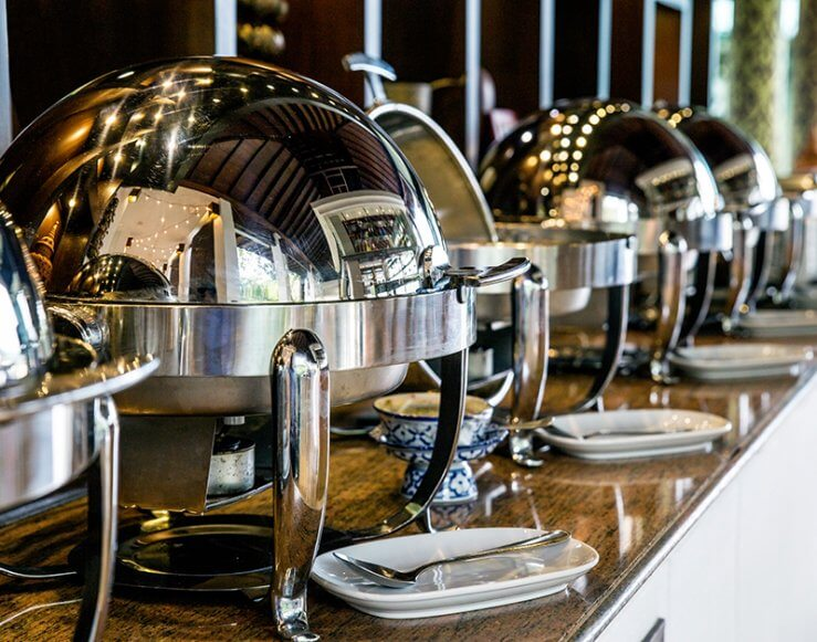 Banquet Chafing Dishes