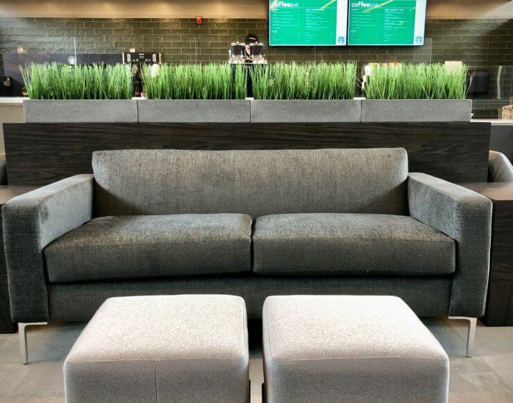 Seating Area of CoffeeBar